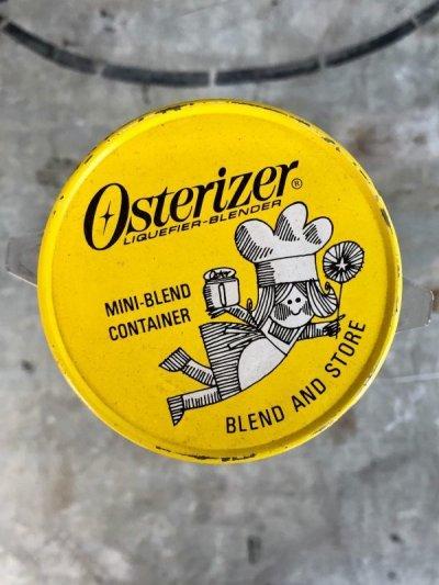 画像1: 1960'S 70'S OSTERIZER オスタライザー ブレンダーコンテナ 保存容器 レキサン プラスチック アド ビンテージアウトドア