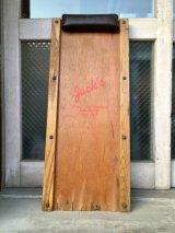 クリーパー 寝板 Jack's プライウッド アイアン インダストリアル アンティーク ビンテージ