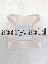 gregorian copper CALIFORNIA 灰皿 アッシュトレイ 銅 ハンドメイド アンティーク ビンテージ