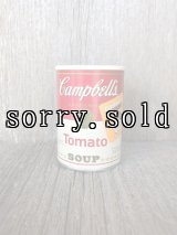 1970'S 特殊コマ canned wizzzer Campbell's キャンベルズスープ缶 tomato soup トマトスープコンテナ アド アクセサリーケース アンディーウォーホル アドバタイジング ビンテージ アンティーク