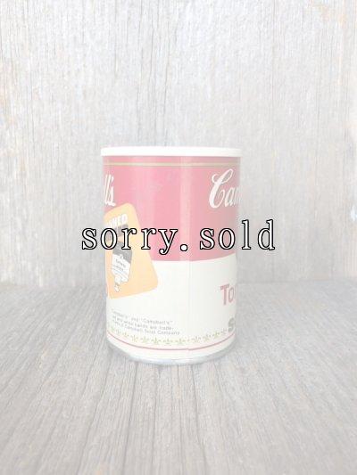 画像2: 1970'S 特殊コマ canned wizzzer Campbell's キャンベルズスープ缶 tomato soup トマトスープコンテナ アド アクセサリーケース アンディーウォーホル アドバタイジング ビンテージ アンティーク