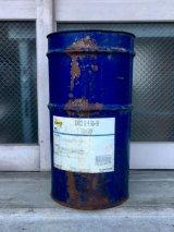 オイル缶 スノコ SUNOCO 中型 ドラム缶 トラッシュカン ダストボックス アドバタイジング アンティーク ビンテージ