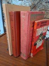 1940'S 60'S 70'S 4冊set tobacco road a sound body Anatomica 解剖図 アナトミカル 洋書 古本 ディスプレイに アンティーク ビンテージ