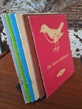 1950's 6冊set the Look Books ANDOVER HANTS ENGLAND 児童書 えほん 絵本 子供 キッズ本 洋書 古本 イラストレーター デザインのサンプリングに ディスプレイに アンティーク ビンテージ