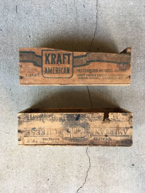 other photographs.1: 1930'S 40'S 50'S CHEESE CRATE チーズBOX チーズクレート SWIFT'S BROOKFIELD KRAFT AMERICAN ウッドボックス ミニ 木箱 チーズボックス アドバタイジング アンティーク ビンテージ
