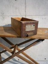 アンティーク 引き出し 取っ手付き 中 木製ドロワー シャビーシック ビンテージ