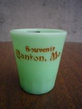 ジェダイ ショートタンブラー Souvenir Canton,Mo.