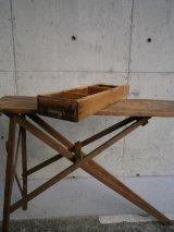 アンティーク 引き出し 取っ手付き 浅長 その11 木製ドロワー シャビーシック ビンテージ