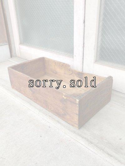 画像2: ウッドボックス THE BOOK SUPPLY COMPANY ブック 本 アーリーセンチュリー クレート 木箱 ストレージボックス 店舗什器 アンティーク ビンテージ