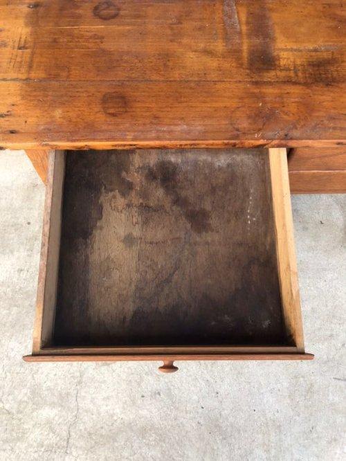 other photographs.1: 1910'S 20'S キッチンキャビネット フージャーキャビネット カップボード OLD カントリー STYLE 店舗什器 ウッド ガラス ショーケース ディスプレイ アンティーク ビンテージ
